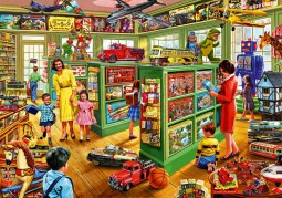 toy shop interiors